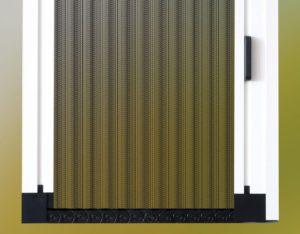 dverni plissé
